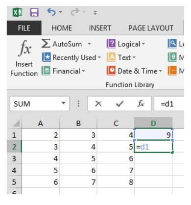 فرمول نویسی در اکسل و نکات تخصصی آن