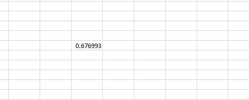 اعداد تصادفی در اکسل